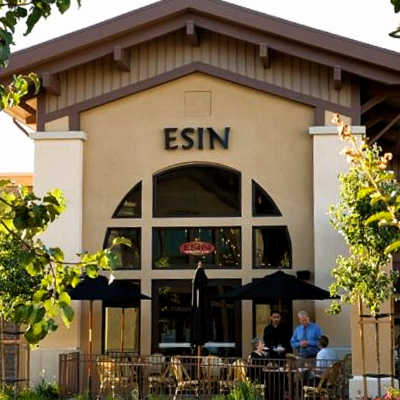 Esin Restaurant, Danville, front entrance