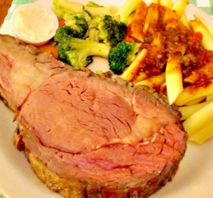 $7.95 Prime Rib Dinners On Family Sunday... With This Coupon!