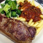 10 oz. New York Steak $12.95 Every Thursday @ Mac's Old House, Antioch