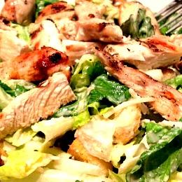 Chicken Caesar $7.75