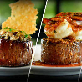 Filets of Fall 3-Course