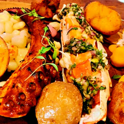 Seafood Piqueo