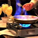 Flambe Desserts 2 for $16
