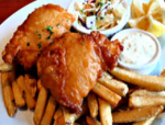 Fish & Chips To-Go $14.50