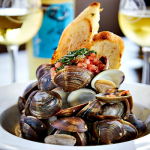 Chardonnay Cream Clams $18