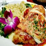 Chicken Parmigiana $22.95