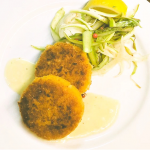 Maine Rock Crab Cakes