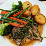 Veal Scaloppini