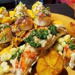 Lima seafood Platter