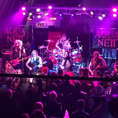 Aqua Nett Band