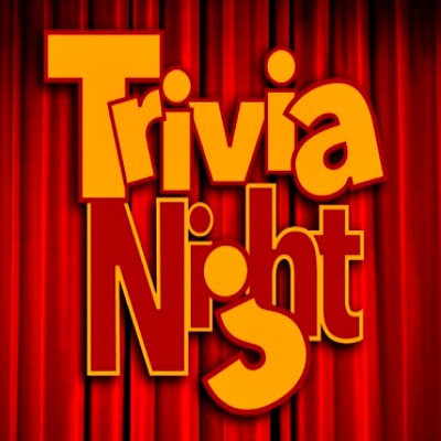 TRIVIA NIGHT THURSDAY