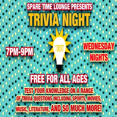 Wednesday Night Trivia Contest