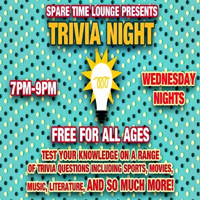 Wednesday Night Trivia Contest