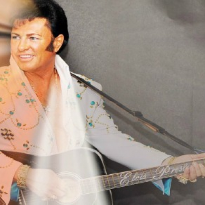 A TRIBUTE TO ELVIS DINNER SHOW BY JAMES CLARK