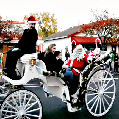 37th Annual Lighted Brentwood Holiday Parade