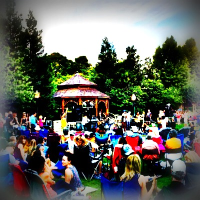 2019 Clayton Summer Concerts in the Grove June 8th - Sept 14th