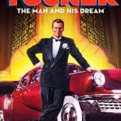 Live Organ and a Movie: Tucker: The Man & His Dream