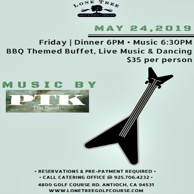 PTK Band & BBQ Buffet