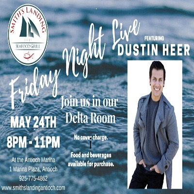 Friday Night Live Featuring Dustin Heer