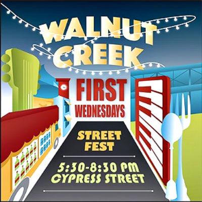 Walnut Creek First Wednesday