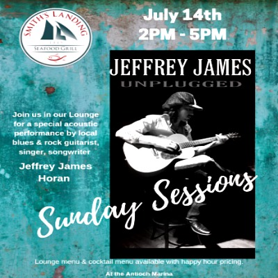 Sunday Sessions with Jeffrey James Unplugged