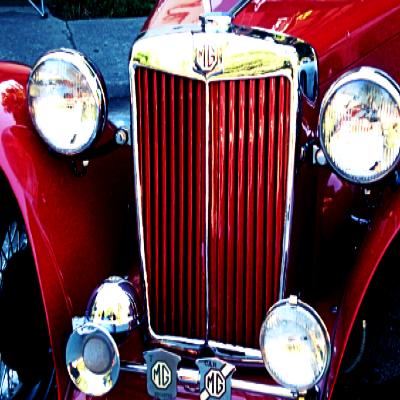 2021 Orinda Classic Car Show