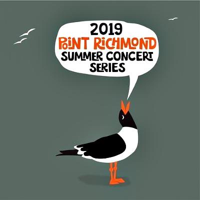 2019 Point Richmond Summer Concerts