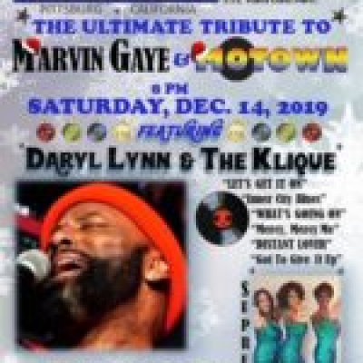 The Ultimate Tribute to Marvin Gaye & Motown