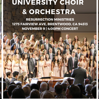 William Jessup University Choir & Orchestra Concert