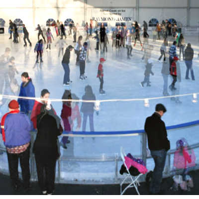 Free Ice Skating Day