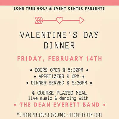 Valentine's Day Dinner Dance
