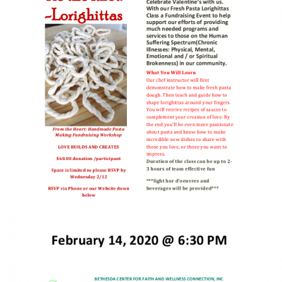 Valentine's Fundraising: Tie The Knot! - Lorighittas