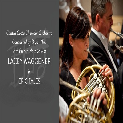 Contra Costa Chamber Orchestra features Lacey Waggener
