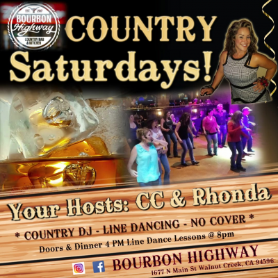 Country Saturdays Line Dancing Lesson FREE