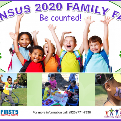 Census 2020 Family Fair