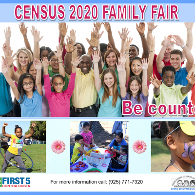 Census 2020 Family Fair