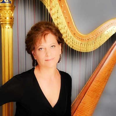 Tonight! Wendy Tamis on Harp at Reve Bistro