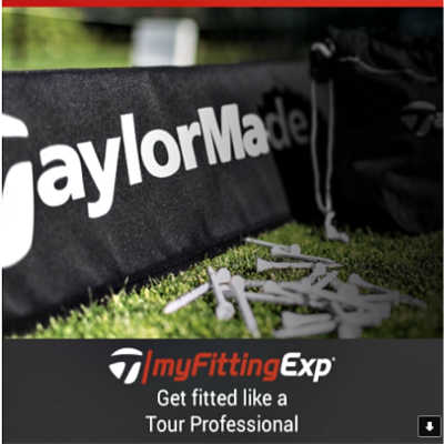 TaylorMade Private Fitting Experience