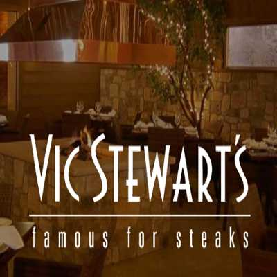 Thanksgiving Day Dining @ Vic Stewart