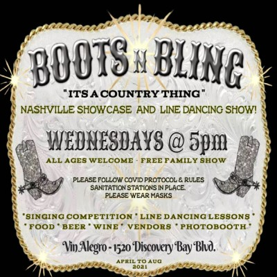Free Family Show - Nashville Singing Contest & LINE DANCING LESSONS