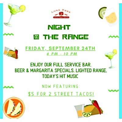Night @ The Range