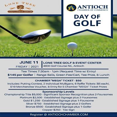Antioch Chamber of Commerce Golf Tournament