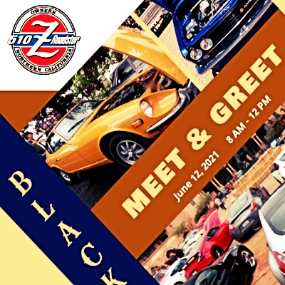 ZONC INVITES DATSUN/NISSAN TO BLACKHAWK MUSEUM
