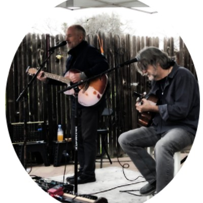 Jeff Tamelier & James Funk at Roxx on Main