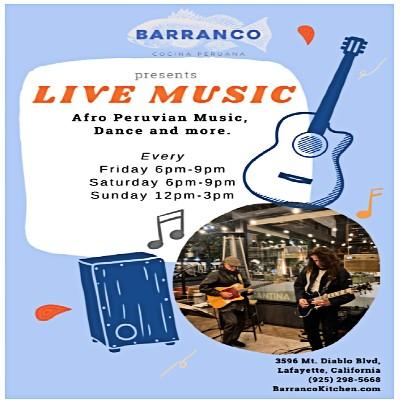 Barranco Live