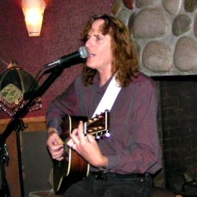 Ken Cooper Live in the Saloon