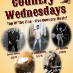 Vic Stewarts Wednesday Country Night
