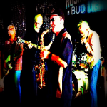 DEAN EVERETT BLUES BAND