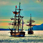 TALL SHIPS SAILS INTO ANTIOCH