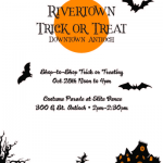 ANTIOCH'S RIVERTOWN TRICK OR TREATING!